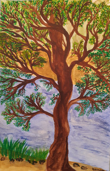 L'arbre de Christine