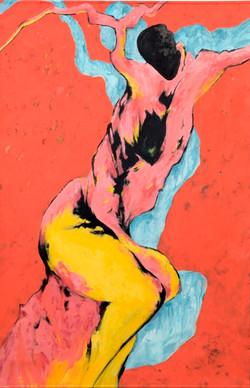 La femme olivier