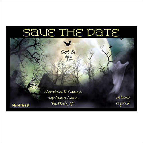 Dark Side Of The Moon Save The Date Magnets