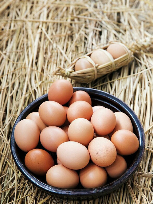 유정란 Free-range, non-antibiotics Eggs