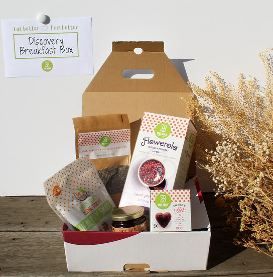 Discovery breakfast box