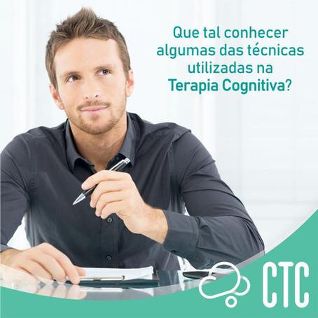 Conheça algumas das técnicas da TCC