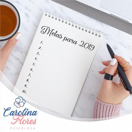 O que você deseja para 2019?