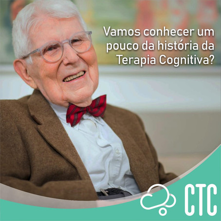 História da Terapia Cognitiva
