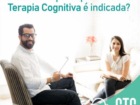 Você sabe para quais casos a Terapia Cognitiva é indicada?