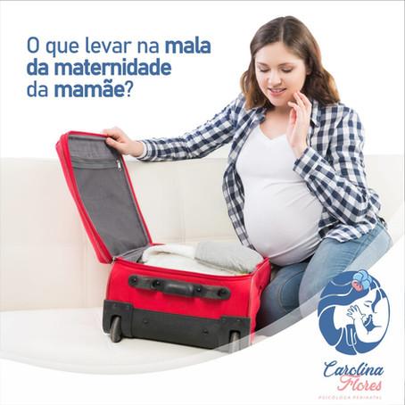 O que levar na mala da maternidade da mamãe (e do papai)?