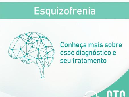 Você já ouviu falar em Esquizofrenia. Mas sabe realmente como funciona esse transtorno?