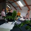 klaar voor de yoga nidra