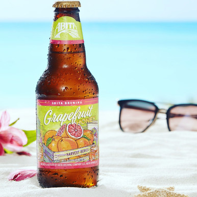 Nothing like a cold one on the sand