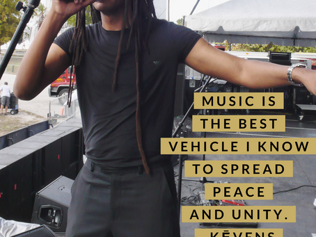 Music is the best vehicle I know ...