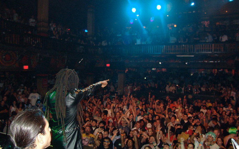 51Kēvens at the House of Blues in Orlando 2