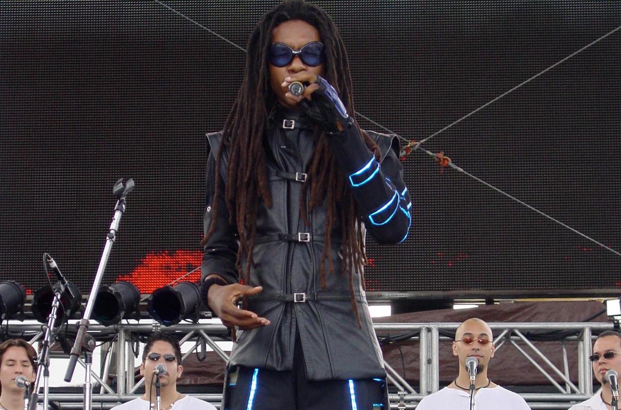 Kēvens live at Bayfront Park