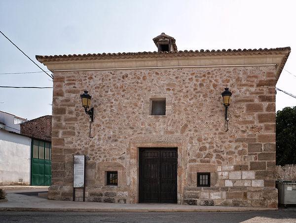 Ermita de la Soledad en Torrejoncillo del Rey (Cuenca) Photoperiplo estuvo allí.