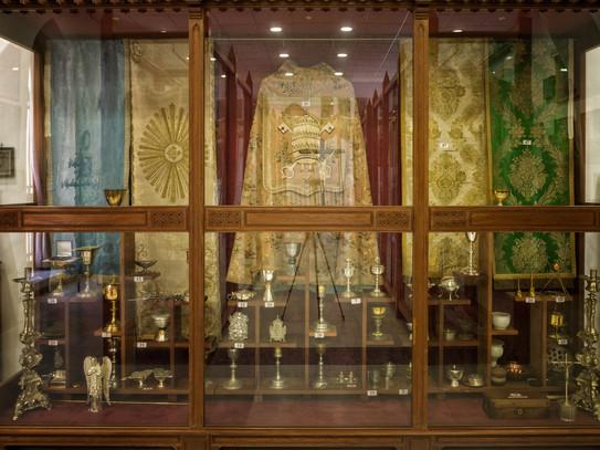 Museo de la Iglesia de la Puríssima Xiqueta...