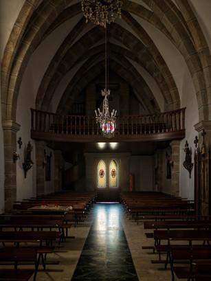 Iglesia parroquial de Alxén...