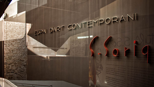 Espai d'Art Contemporani Salvador Soria en Benissa fotografiado por Photoperiplo.