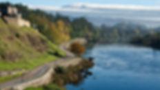 Desde el puente internacional que une Salvaterra de Miño (Pontevedra) Galicia con Monçao en Portugal, la vista es espectacular a uno u otro lado, lo mismo da. Photoperiplo, que nos encanta viajar para fotografiar, estuvo allí.