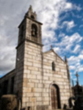 Iglesia de San Paio de Porto parroquia de Salvaterra de Miño (Pontevedra) Galicia. Photoperiplo, viajar y fotografiar estuvo allí, nos acompañas.