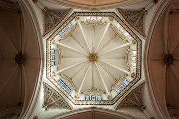"""La """"Catedral de La Marina"""" de estilo neogótico en honor a la Puríssima Xiqueta..."""