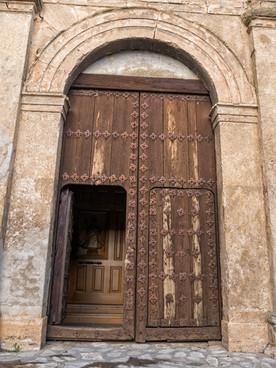 Iglesia del Convento de las Carmelitas de Valera de Abajo...