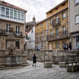 Praza (Plaza) da Fanequeira