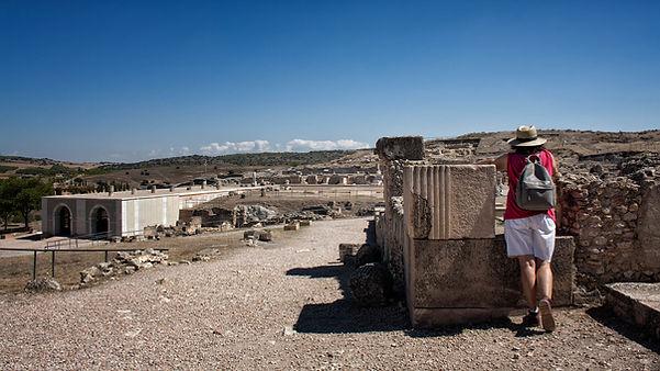 Parque Arqueológico de la ciudad romana de Segóbriga en Saelices (Cuenca, Castilla La Mancha, España) un lugar para conocer nuestra historia. Photoperipo te la cuenta con estas fotos.