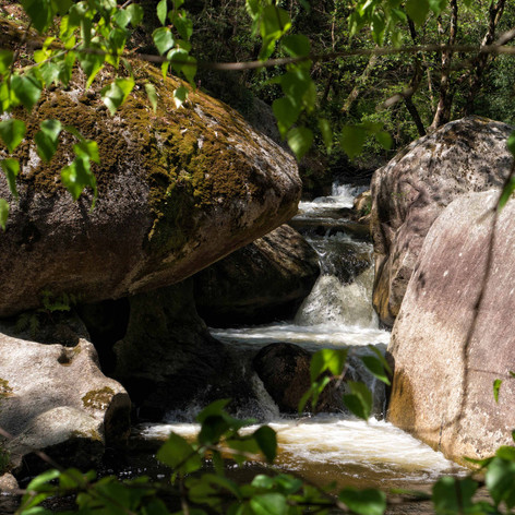 Área Recreativa da Fervenza en Mondoñedo (Lugo), un buen lugar para fotografiar y para pasear...