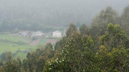 Todo el entorno de la Cova del Rei Cintolo y del Salto do Coro en Mondoñedo (Lugo) Galicia España,  es de visita obligada si te gusta viajar para fotografiar.
