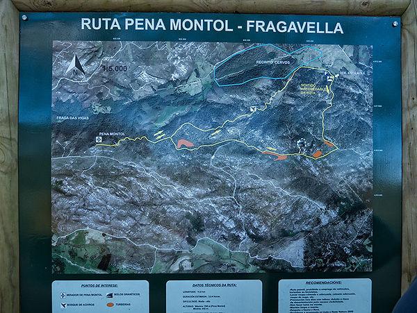 Photoperiplo estuvo en la Ruta de Fraga Vella en Mondoñedo (Lugo) Galicia integrada en la Red Natura 2000 y en la Red Española de Reservas de la Biosfera siempre de interés si te gusta viajar para fotografiar