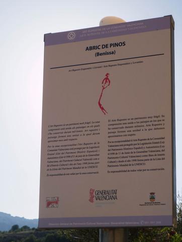 Abrigo neolítico de Pinós...