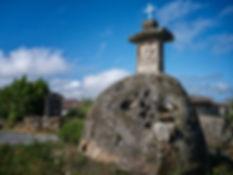 """Curioso """"penedo"""" en Liñares (Nogueira de Ramuín, Orense, Galicia) fotografiado por Photoperiplo..."""