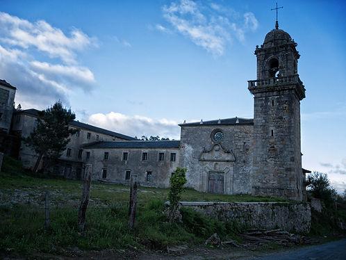 Monasterio de Os Picos en Mondoñedo (Lugo) Spain, Photoperiplo estuvo allí