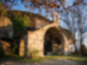 Capilla de la Asunción excavada en la roca en Pesqueiras en Salvaterra de Miño (Pontevedra) Galicia. Photoperiplo, viajar y fotografiar estuvo allí, nos acompañas.