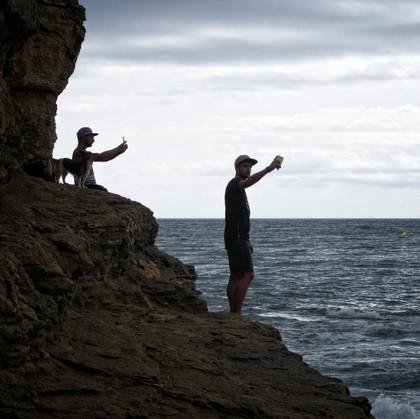 A cada paso el sendero ecológico nos muestra la belleza de este paisaje costero de Benissa.