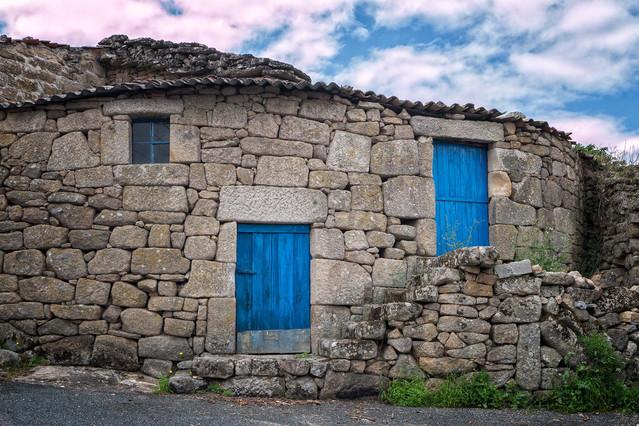 Casa típica en Pombar