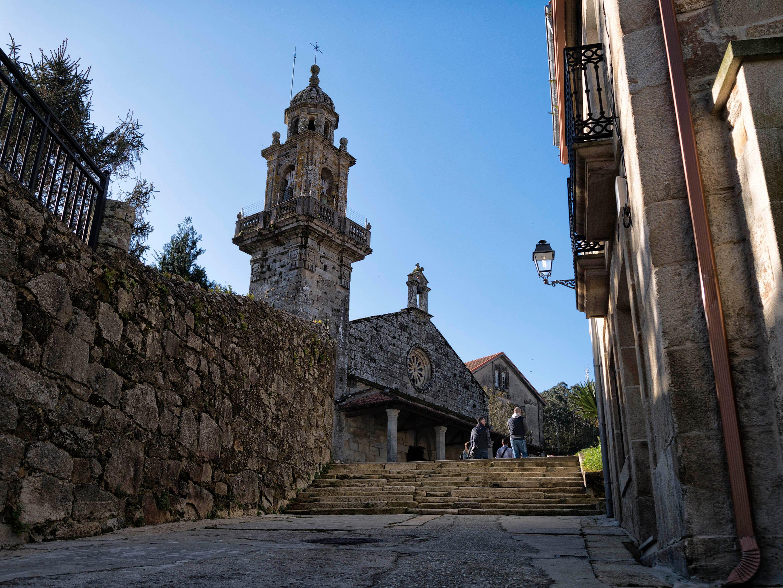 Antigua Colegiata, Sta. Mª do Campo