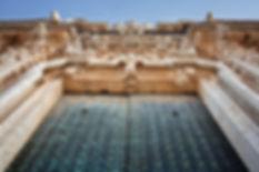 Fachada principal del Monasterio de Uclés (Cuenca) de claro estilo churrigueresco. Photoperiplo estuvo allí fotografiando. Viajar para fotografiar, nos acompañas?
