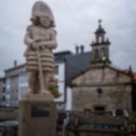 El Felo es la figura principal del carnaval (entroido) de Maceda (Ourense, Galicia, España). Fotografía de Photoperiplo, viajar para fotografiar, nos acompañas?