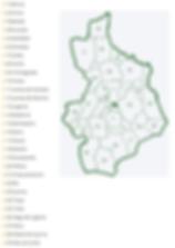 A Fonsagrada en Lugo es el municipio de Galicia con mayor término municipal y cuenta con 29 parroquias, ahí es nada...