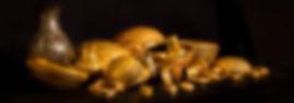 Bodegón del Tesoro de Villena con motivo de la consecución de un Guinness World Records con la cianotipia más grande del mundo llevado a cabo por la Agrupación Fotográfica Villena en la celebración de su 40º aniversario y del 50º del descubrimiento. Fotografía de Ángel Verdú Lluch