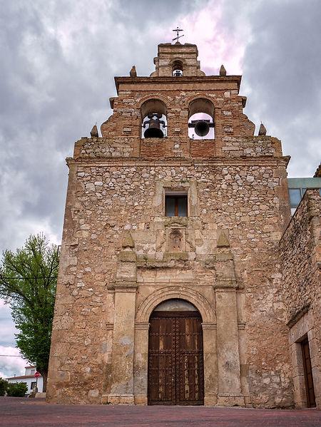 Iglesia del convento de las Carmelitas de Valera de Abajo en Cuenca (Serranía media, Castilla la Mancha) Photoperiplo estuvo allí...