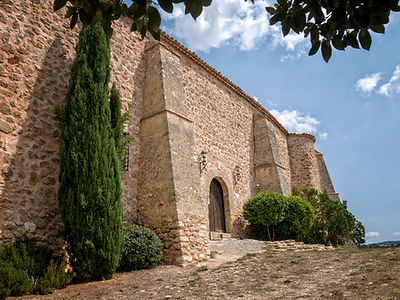Castillo de Torrebuceit en Villar del Águila (Cuenca)