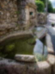 A Lama una de las encantadoras aldeas de Parada de Sil en la Ribeira Sacra.