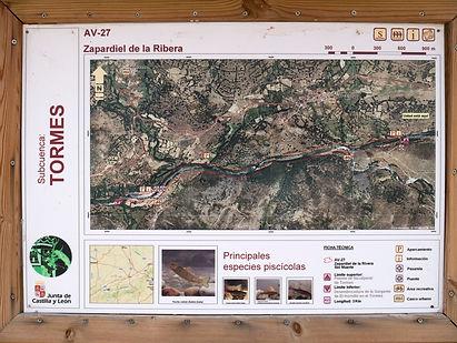 Rutas de senderismo por el Alto Tormes, Zapardiel de la Ribera (Ávila)