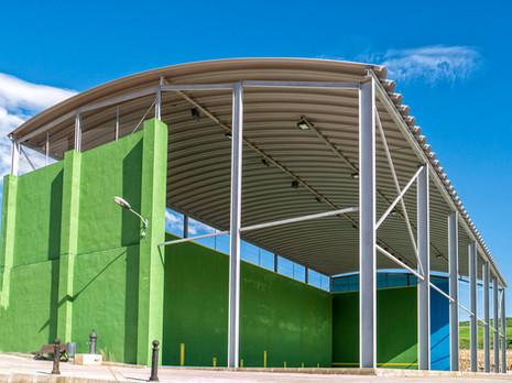 Instalaciones deportivas apar todos los gustos en el Parque Municipal de Olmedilla de Alarcón