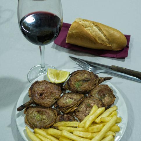El Chalet, restaurante y hotel en Torrejoncillo del Rey...