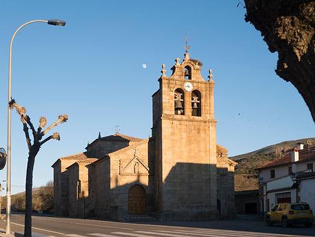 Iglesia de La Asunción en La Aldehuela (Ávila)