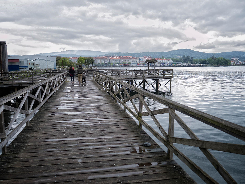 Paseo Marítimo de Noia (A Coruña)