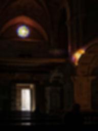 """Rosetón del Monasterio de Santo Estevo de Ribas de Sil en Nogueira de Ramuín (Ourense, Galicia, España) Photoperiplo estuvo allí fotografiando la """"luz de los milagros"""""""