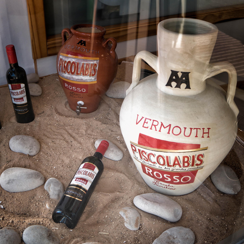 Piscolabis, vermouth